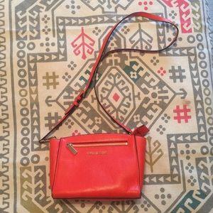 Michael Kors Orange Bag!!